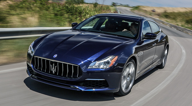 Maserati Certified Pre-Owned Program
