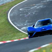 Watch The All-Electric NIO EP9 Supercar Smash The Nürburgring Lap Record