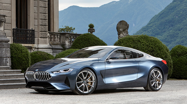 The BMW Concept 8 Series Is Just Stunning