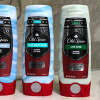 Enter Our Old Spice #Smellegendary Hydro Wash Giveaway