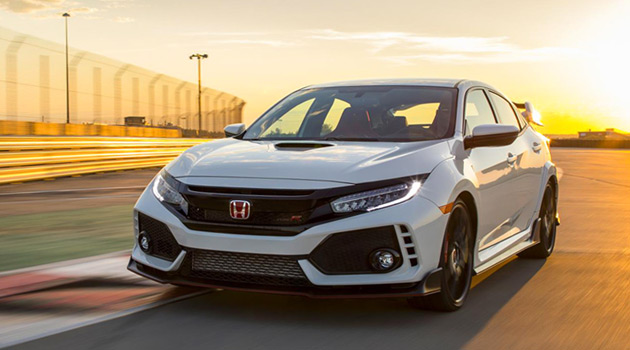 The 2017 Honda Civic Type R Goes On Sale This Week