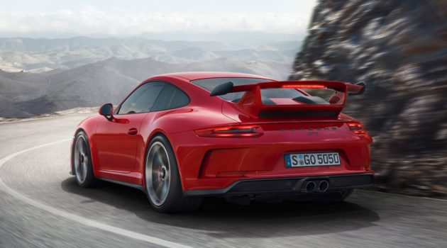 Porsche Plans To Crack Down On People Who Flip Their Cars For Profit