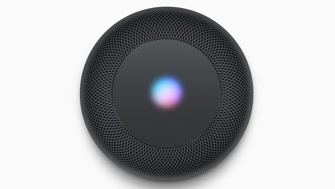 Apple HomePod - Siri Interact