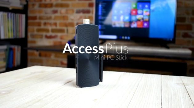 Enjoy On-The-Go Computing With The Azulle Access Plus PC Stick