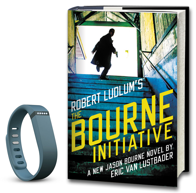 The Bourne Initiative Prize Pack