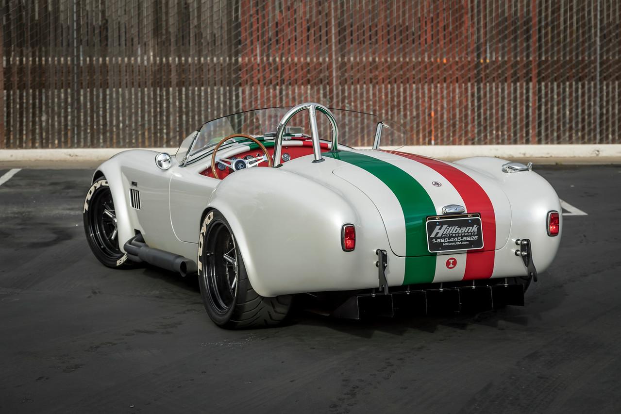 Superformance Italian Job MkIII Cobra