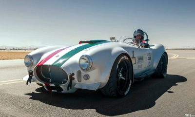 """Italian Job"" Superformance MkIII"