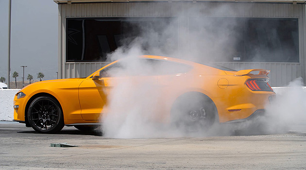 Ford Adds Line-Lock Feature To All 2018 Mustang Models!