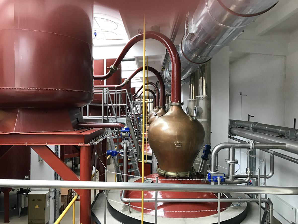 Odessa Distillery