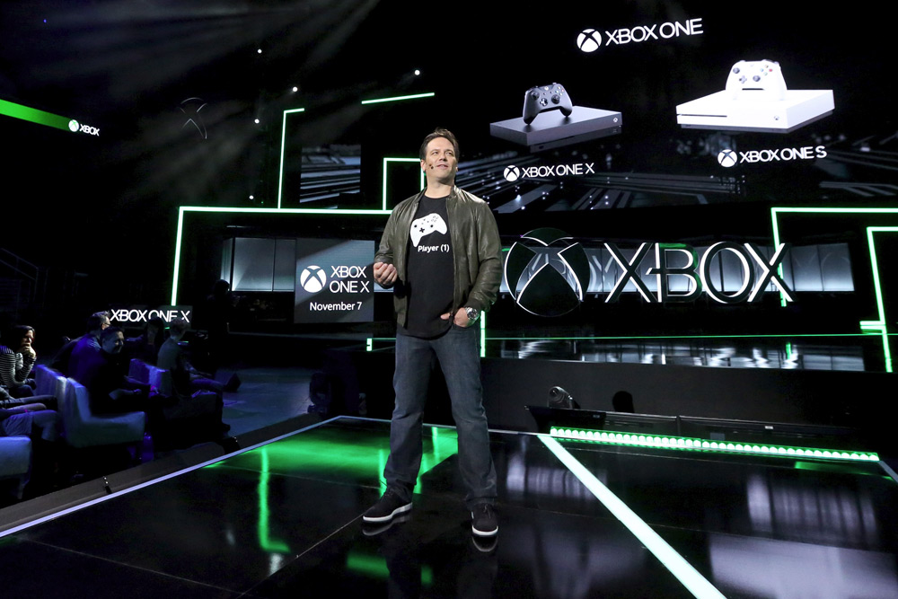 Phil Spencer - Xbox E3 Briefing