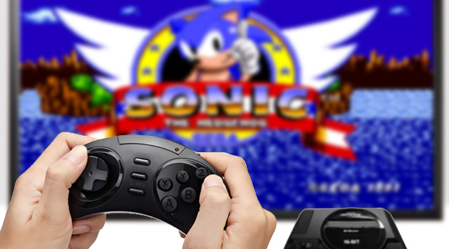 Get Ready To Relive Your Childhood With The SEGA Genesis Flashback