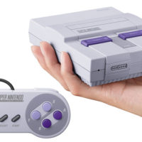 It's Official, Nintendo Is Releasing A SNES Classic Edition This September