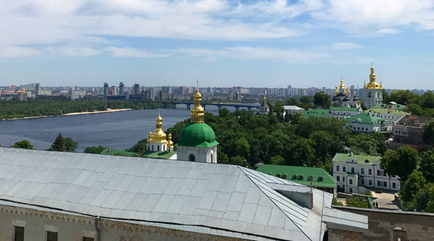 A Booze-Fueled Trip Through Ukraine With Global Spirits