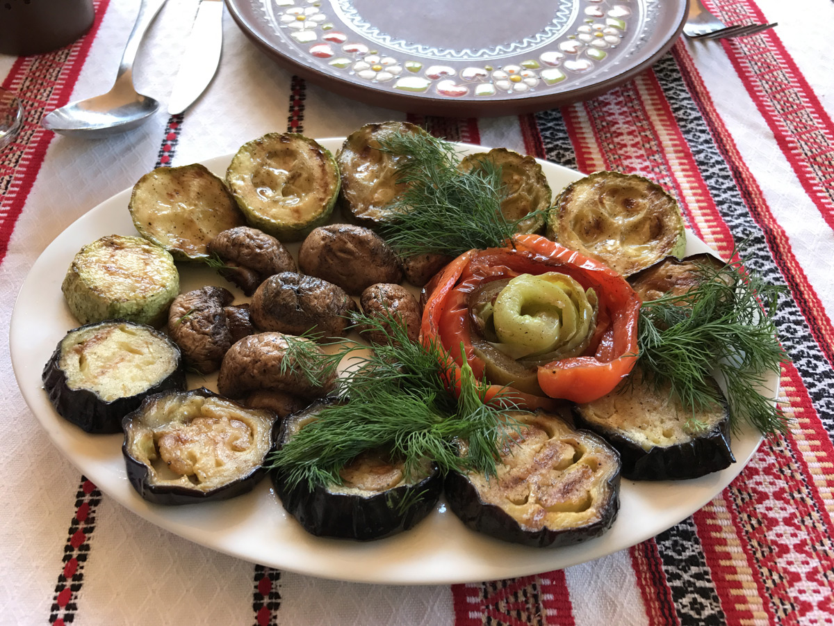 Ukrainian Lunch
