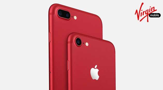 Virgin Mobile Inner Circle iPhone Offer