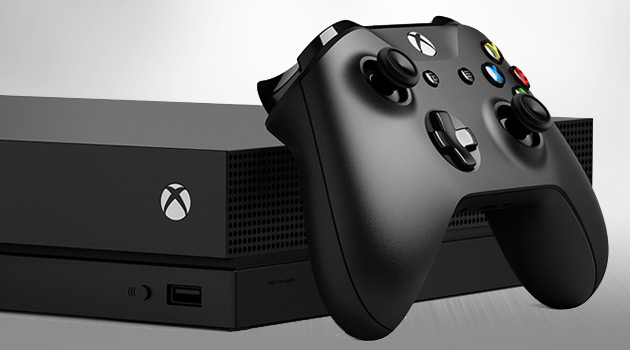 Microsoft Unveils The $499 Xbox One X, And I Totally Want One!