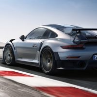 The 2018 Porsche 911 GT2 RS Has 700 HP, With A Top Speed Of 211 MPH
