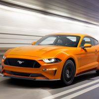 2018 Ford Mustang GT Rockets From 0-60 In Less Than 4 Seconds
