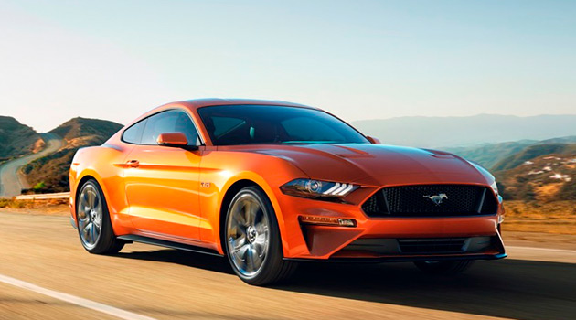 2018 Mustang Gt 0 60 >> 2018 Ford Mustang GT Rockets From 0-60 In Less Than 4 Seconds