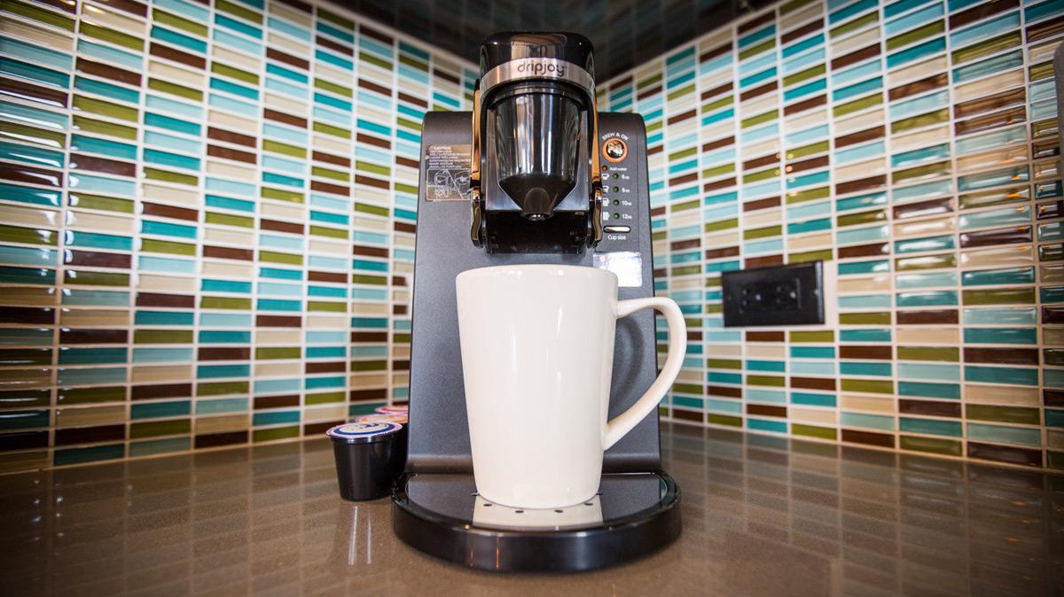 DripJoy coffee maker