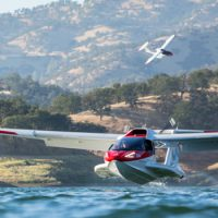 The ICON A5 Amphibious Personal Aircraft Makes Flying Easy And Fun