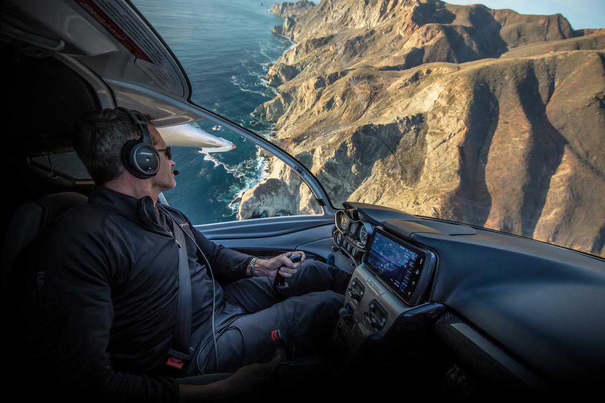 ICON A5 Amphibious Personal Aircraft