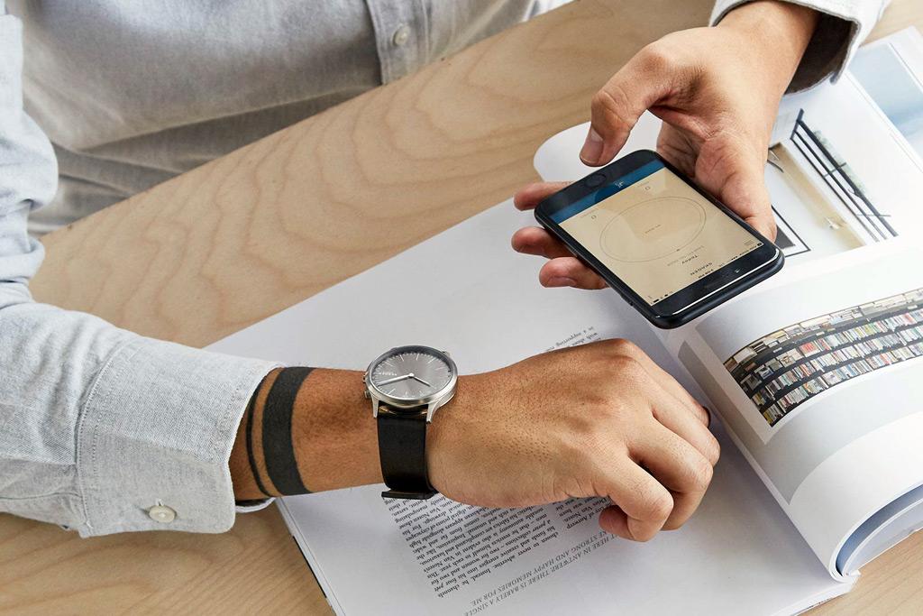 Skagen Jorn Connected Hybrid Smartwatch