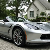 The Corvette Grand Sport Convertible Is An Exotic Car In Sheep's Clothing