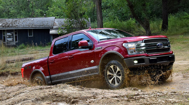 The 2018 Ford F-150 Is Tougher, Smarter, And More Capable Than Ever