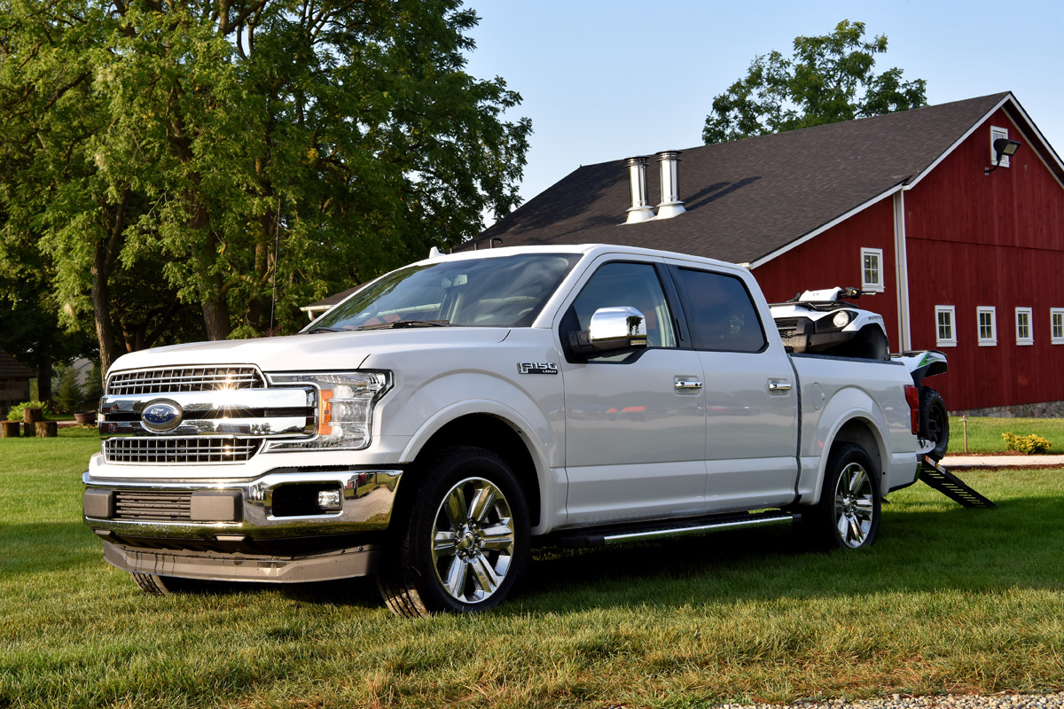 The 2018 Ford F-150 Is Tougher, Smarter, And More Capable ...