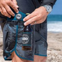 These Boardshorts Come With A Built-In Bottle Opener
