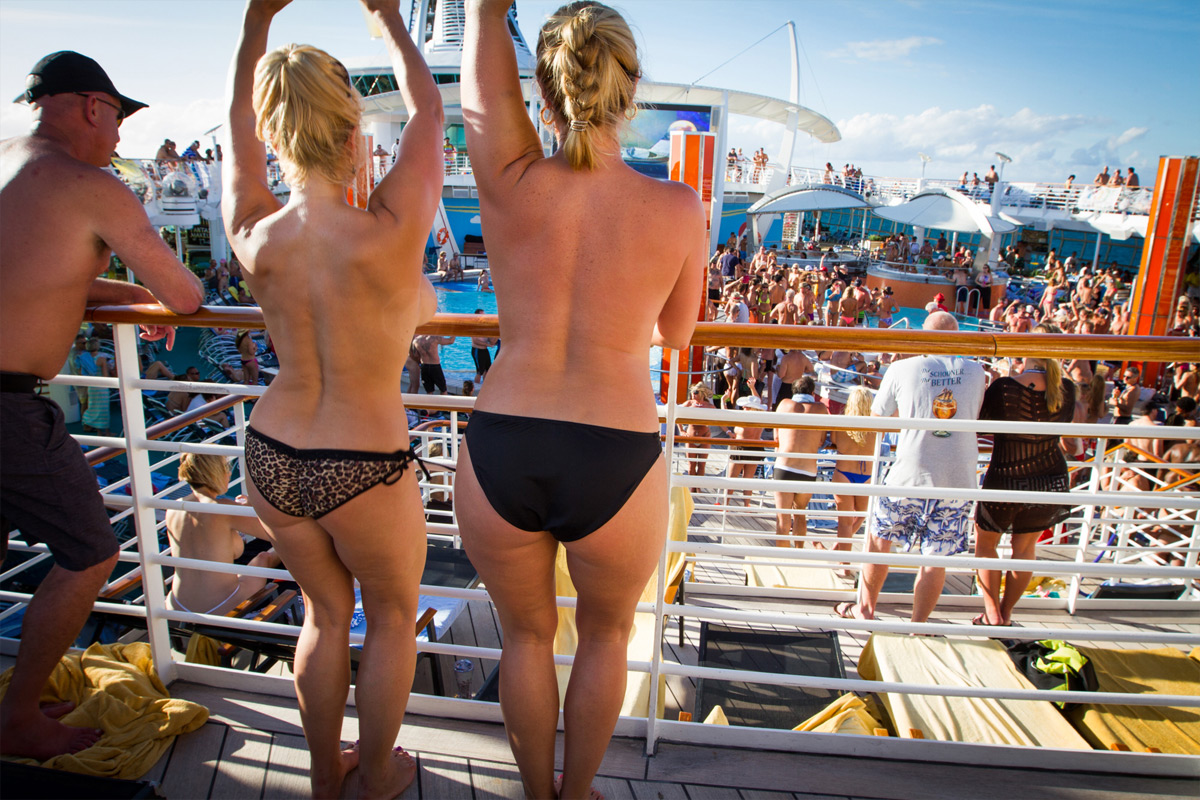 The first sex cruise will be an 8-day orgy at sea: tickets are already on sale