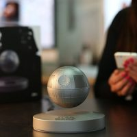This Is The Gravity-Defying Death Star Speaker You've Been Looking For!