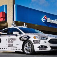 Domino's Is Testing Out Self-Driving Pizza Delivery Cars