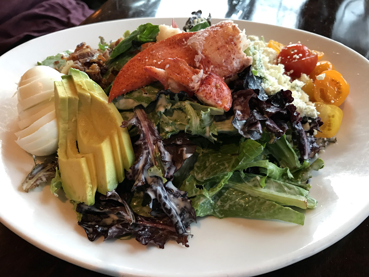 Harvest - Lobster Cobb Salad