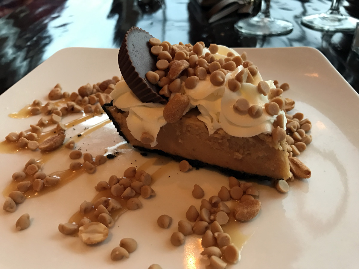 Harvest - Peanut Butter Pie