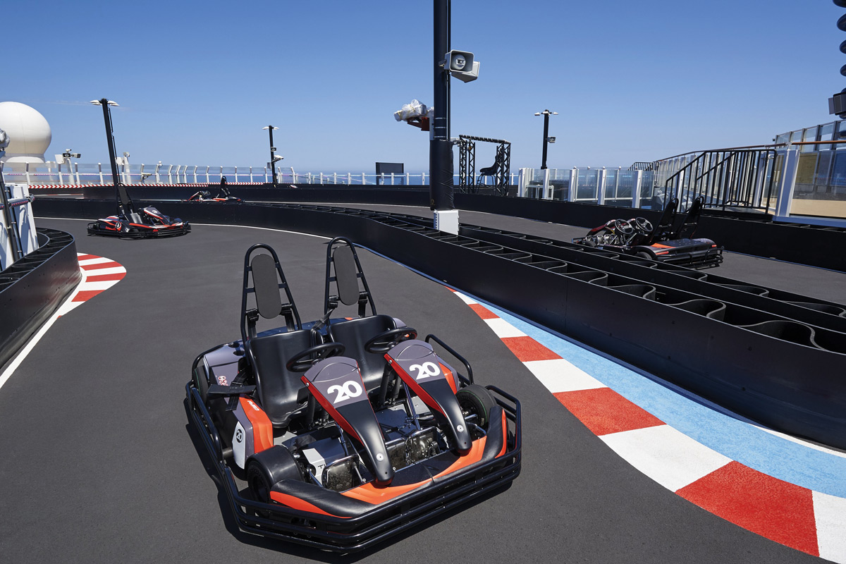 Norwegian Bliss - Go-Kart Track