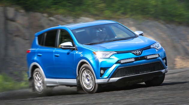 We Went To Rally School.. In A Toyota RAV4