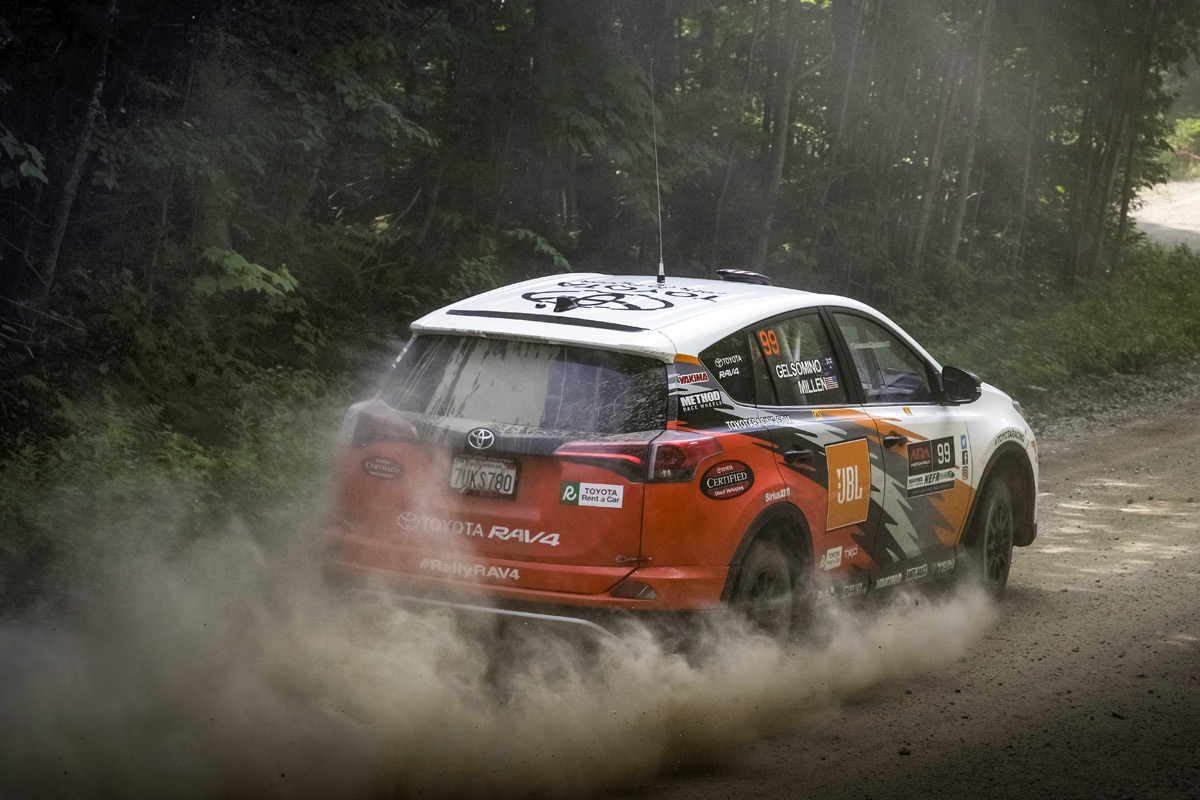 Rally RAV4 - NEFR