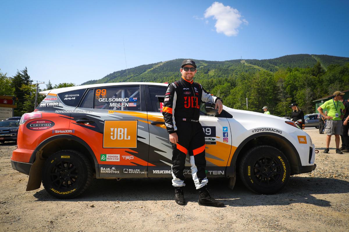 Rally RAV4 - Ryan Millen
