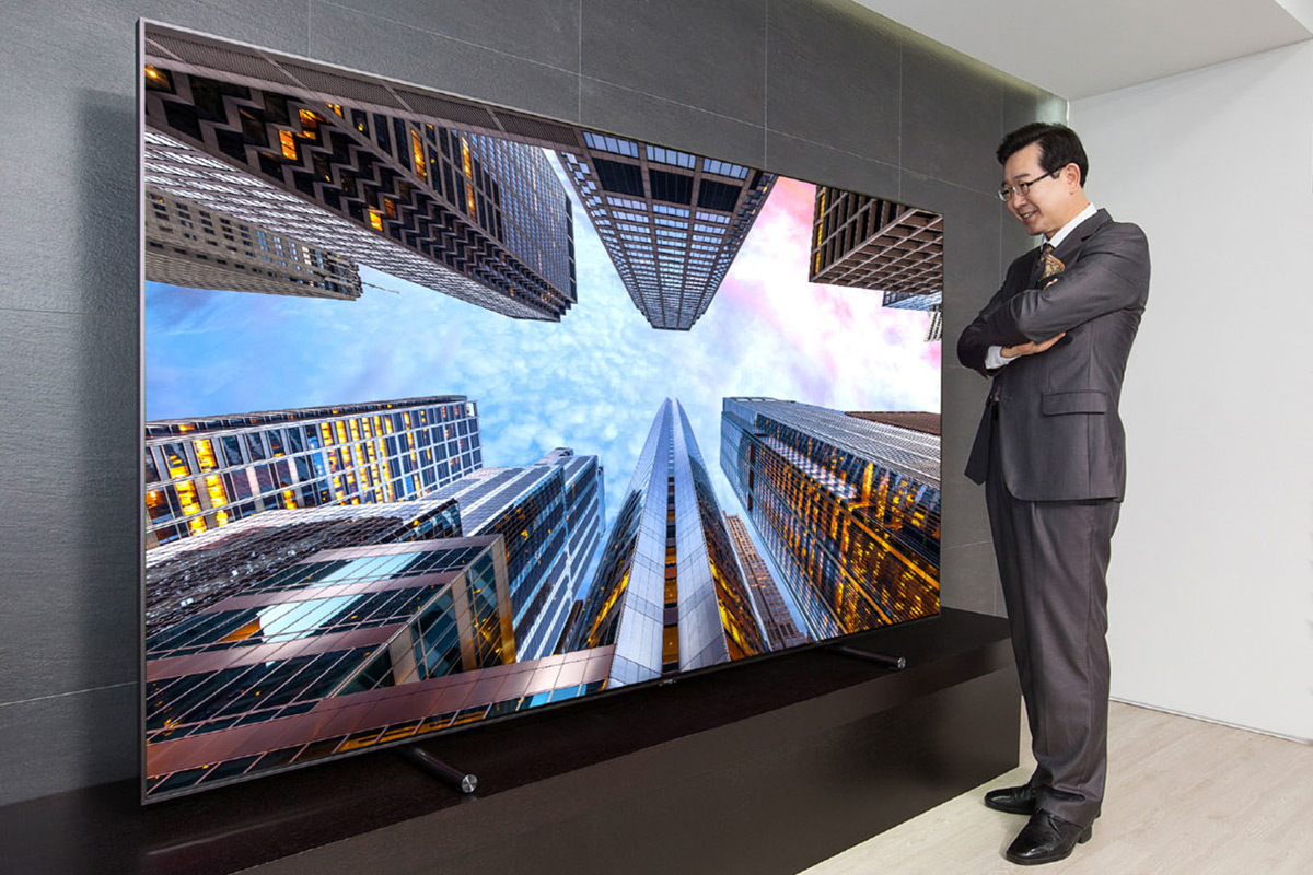 Samsung 88-Inch Q9 QLED TV