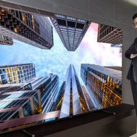 Samsung's Massive 88-Inch QLED TV Will Set You Back A Staggering $20,000