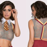 This Sexy Harry Potter Lingerie Is Casting A Spell Over Fans