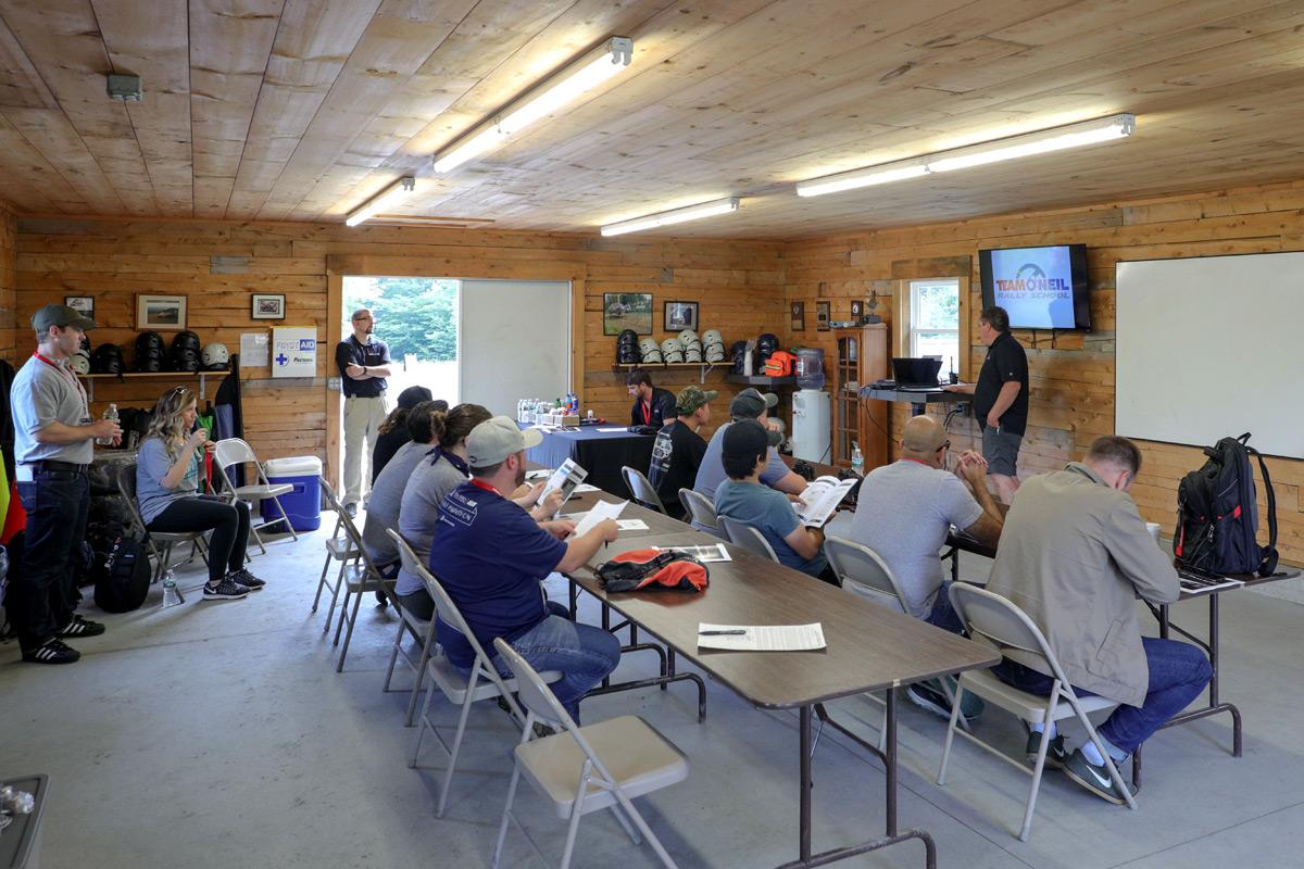 Team O'Neil - Classroom Instruction
