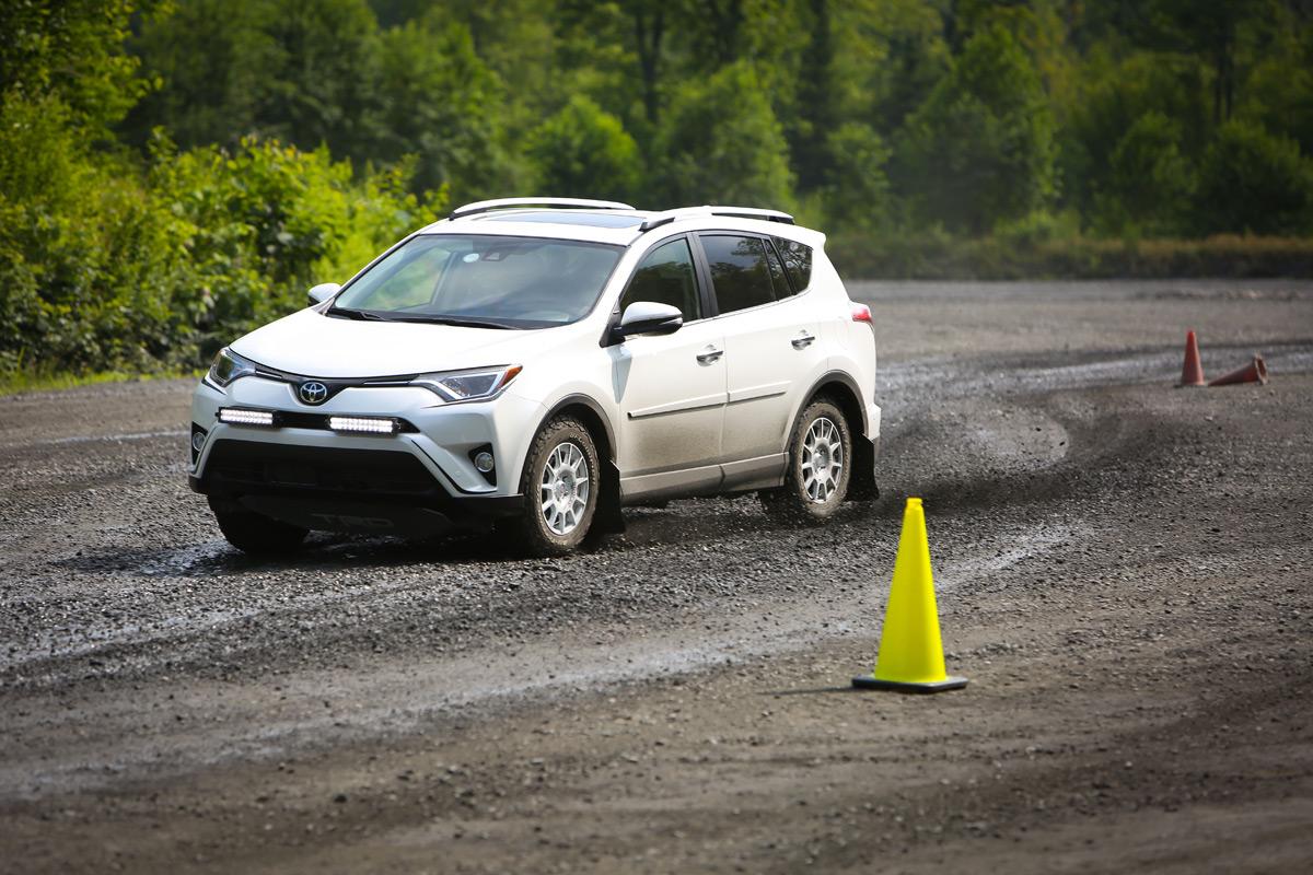 Team O'Neil - Toyota RAV4