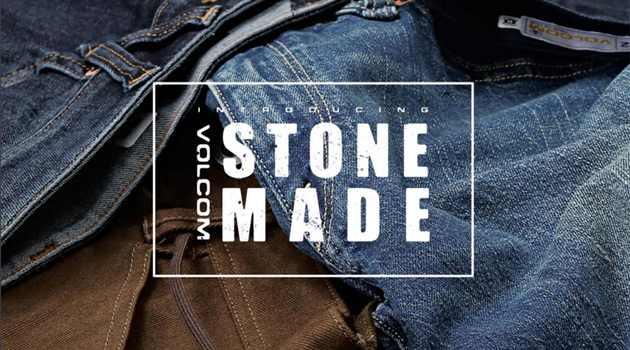 Step Up Your Style Game This Season With Volcom's Stone Made Collection