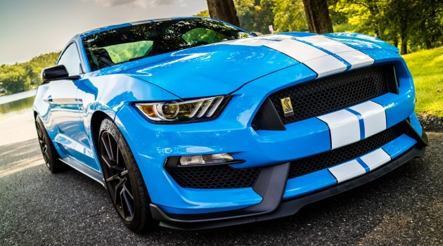 Review: 2017 Ford Mustang Shelby GT350