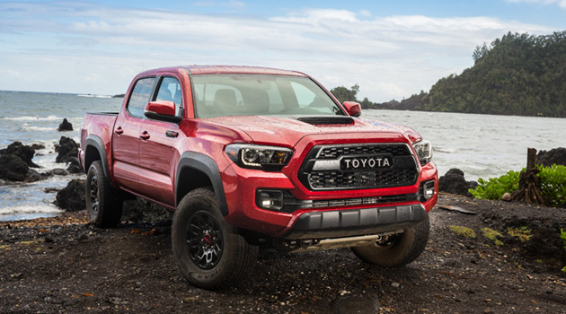 Review: 2017 Toyota Tacoma TRD Pro