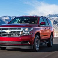 First Drive: 2018 Chevrolet Tahoe Custom