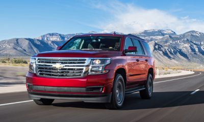2018 Chevrolet Tahoe Custom Edition